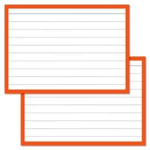 Flashcards pakket kleur 3000 stuks