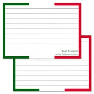 Italiaans Flashcards