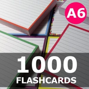 Samenstellen-1000 flashcards A6