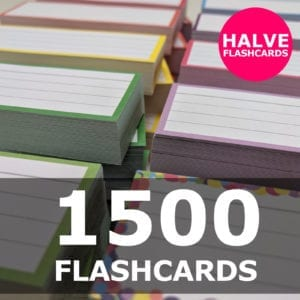Samenstellen-1500 halve flashcards