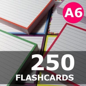 Samenstellen-250 flashcards A6