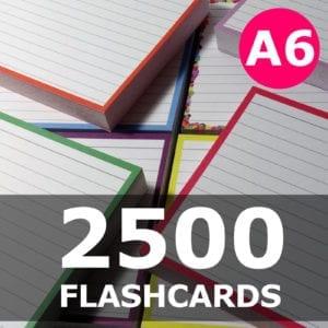 Samenstellen-2500 flashcards A6