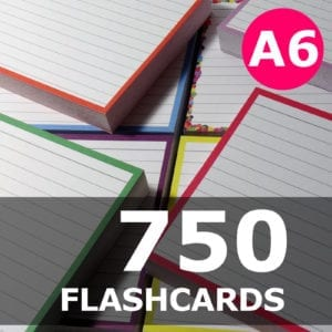 Samenstellen-750 flashcards A6