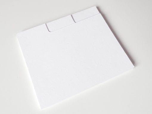 Tabbladen Flashcards A7 formaat top