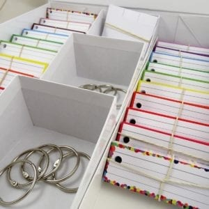 Examenpakket 1000 flashcards + The Box - Side 2