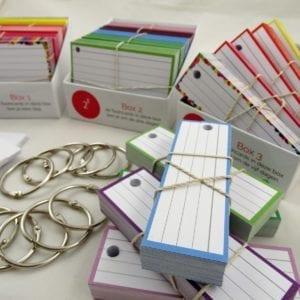 Examenpakket 1000 flashcards + boxjes - Side 3