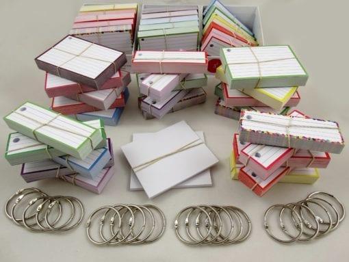 Examenpakket 2000 flashcards + Boxjes - Main