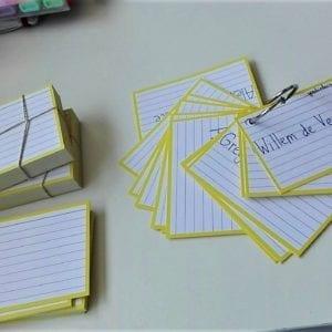 flashcards geschiedenis willem de veroveraar