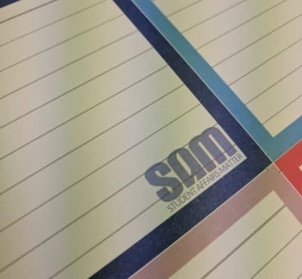 SAM flashcards op maat