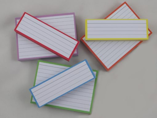 Combipakket 150 A7 flashcards 150 Halve flashcards